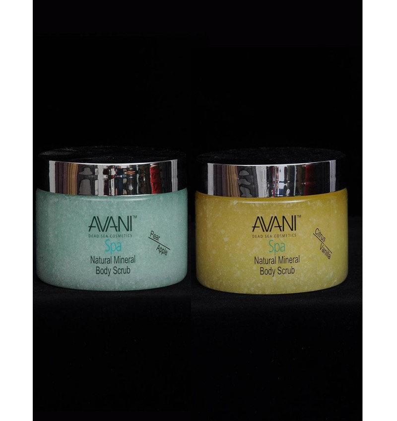 21 minerals by Avani Body Scrub Ideal home
