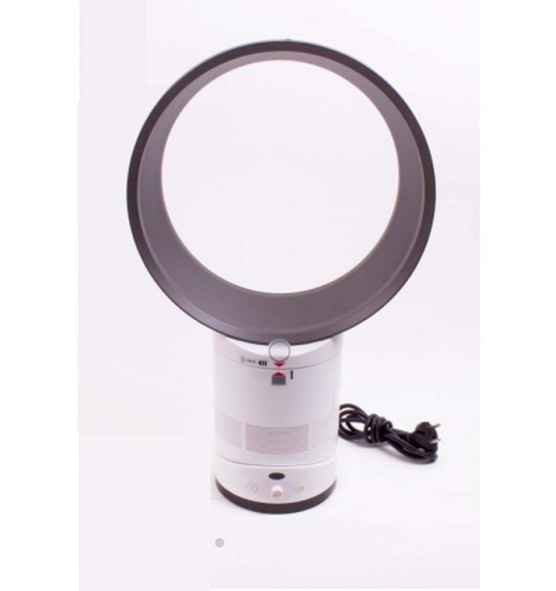 "WI-Round 10"" Bladeless Fan With Heater"